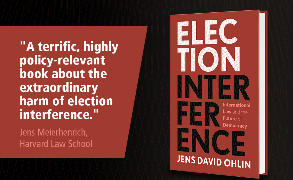 book cover of Election Interference