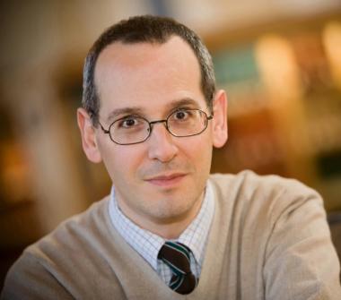 portrait of Mitch Lasser