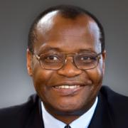 headshot of Muna Ndulo