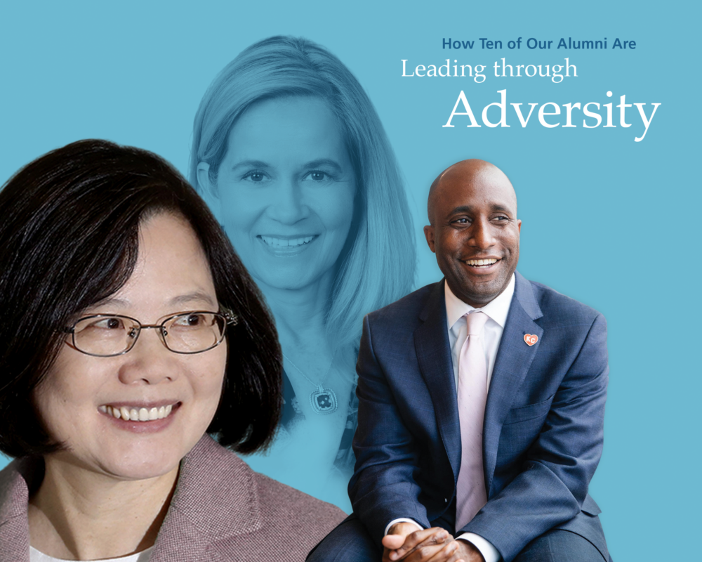 How Ten of Our Alumni Are Leading through Adversity