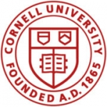 Cornell seal - Cornell University Founded A.D. 1865
